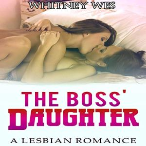 The Boss' Daughter audiobook cover art