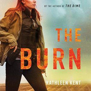 The Burn audiobook cover art
