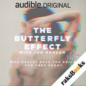 The Butterfly Effect with Jon Ronson audiobook cover art