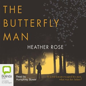 The Butterfly Man audiobook cover art