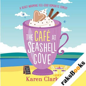 The Café at Seashell Cove audiobook cover art