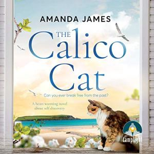 The Calico Cat audiobook cover art
