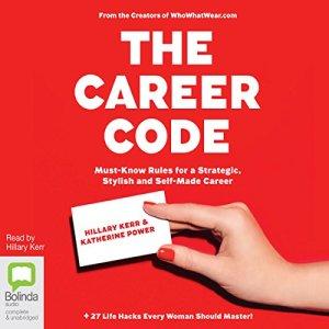 The Career Code audiobook cover art