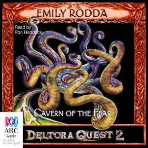 The Cavern of the Fear audiobook cover art