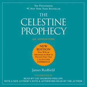 The Celestine Prophecy audiobook cover art