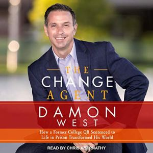 The Change Agent audiobook cover art
