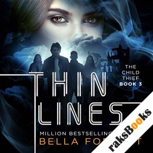 The Child Thief 3: Thin Lines audiobook cover art