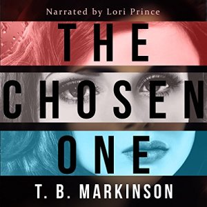 The Chosen One audiobook cover art