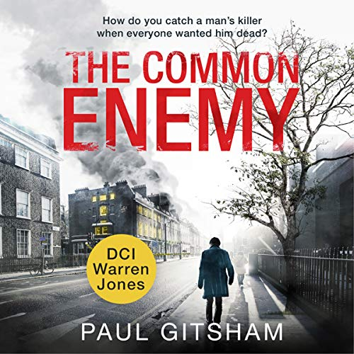 The Common Enemy audiobook cover art