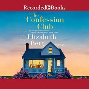 The Confession Club audiobook cover art