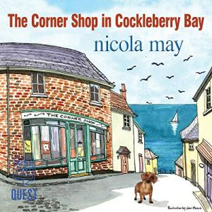 The Corner Shop in Cockleberry Bay audiobook cover art