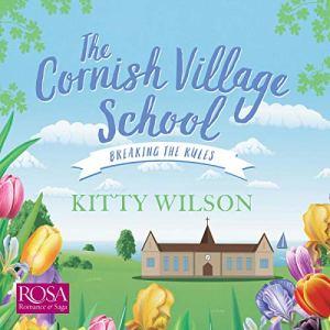 The Cornish Village School audiobook cover art