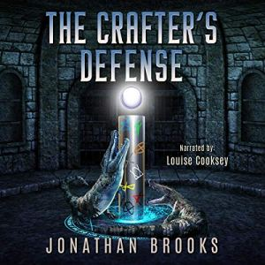 The Crafter's Defense audiobook cover art