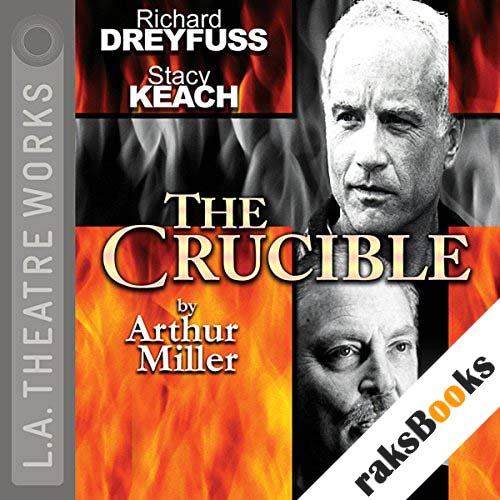 The Crucible audiobook cover art