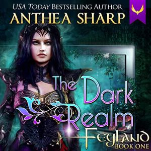 The Dark Realm audiobook cover art