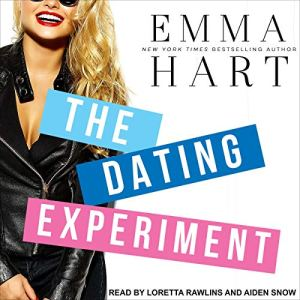 The Dating Experiment audiobook cover art