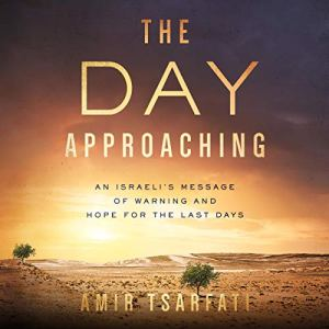 The Day Approaching audiobook cover art