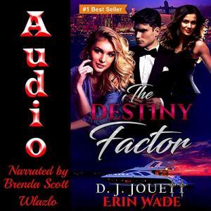 The Destiny Factor audiobook cover art