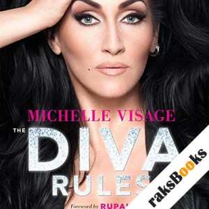 The Diva Rules audiobook cover art