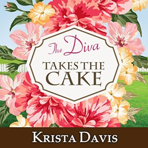 The Diva Takes the Cake audiobook cover art