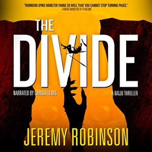 The Divide audiobook cover art