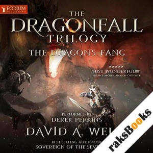 The Dragon's Fang audiobook cover art