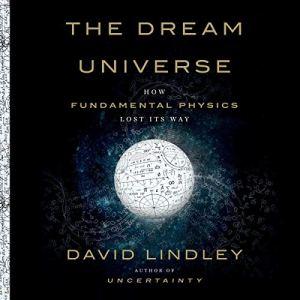 The Dream Universe audiobook cover art