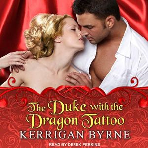 The Duke with the Dragon Tattoo audiobook cover art
