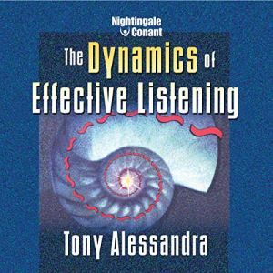 The Dynamics of Effective Listening audiobook cover art