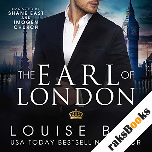 The Earl of London audiobook cover art