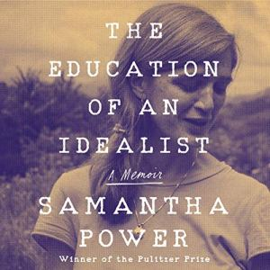 The Education of an Idealist audiobook cover art