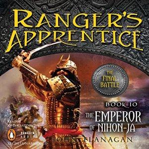 The Emperor of Nihon-Ja audiobook cover art