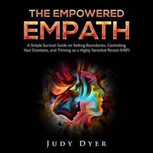 The Empowered Empath audiobook cover art
