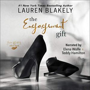 The Engagement Gift audiobook cover art
