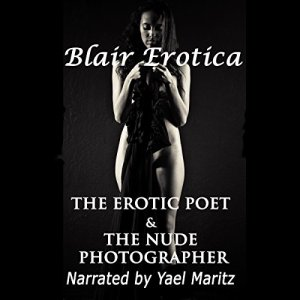 The Erotic Poet and the Nude Photographer audiobook cover art