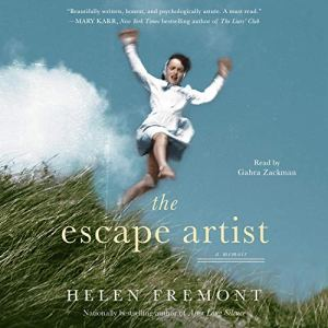The Escape Artist audiobook cover art