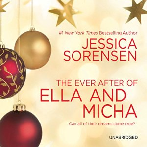 The Ever After of Ella and Micha audiobook cover art