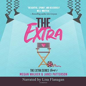 The Extra audiobook cover art