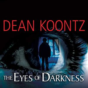 The Eyes of Darkness audiobook cover art