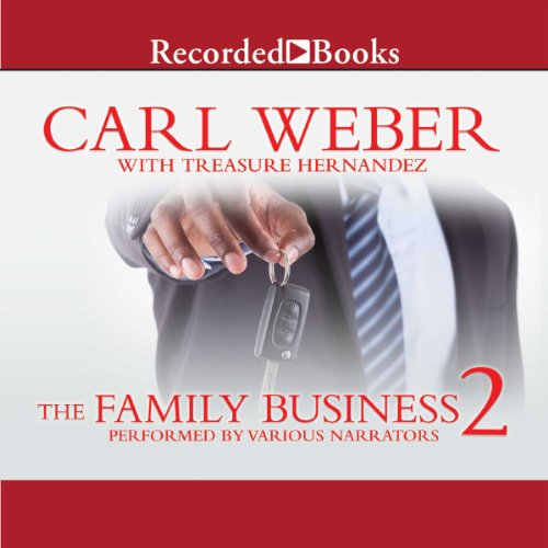 The Family Business 2 audiobook cover art