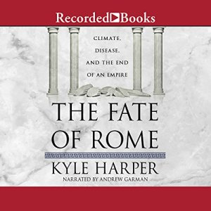 The Fate of Rome audiobook cover art