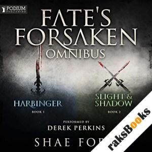The Fate's Forsaken Omnibus audiobook cover art