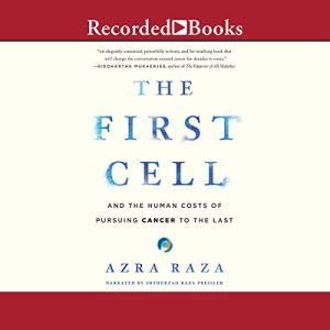 The First Cell audiobook cover art