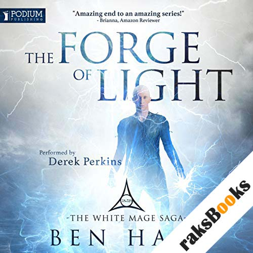 The Forge of Light audiobook cover art