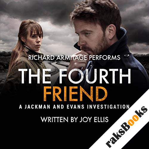 The Fourth Friend audiobook cover art