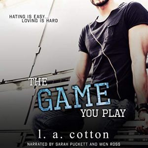The Game You Play audiobook cover art