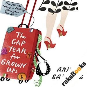 The Gap Year for Grownups audiobook cover art