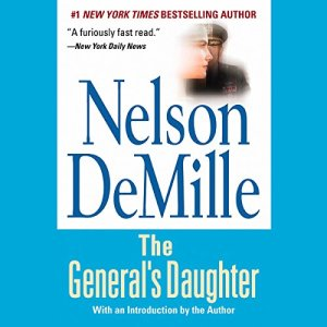 The General's Daughter audiobook cover art