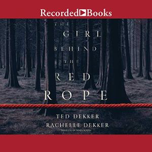 The Girl Behind the Red Rope audiobook cover art
