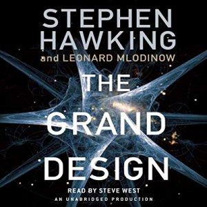 The Grand Design audiobook cover art